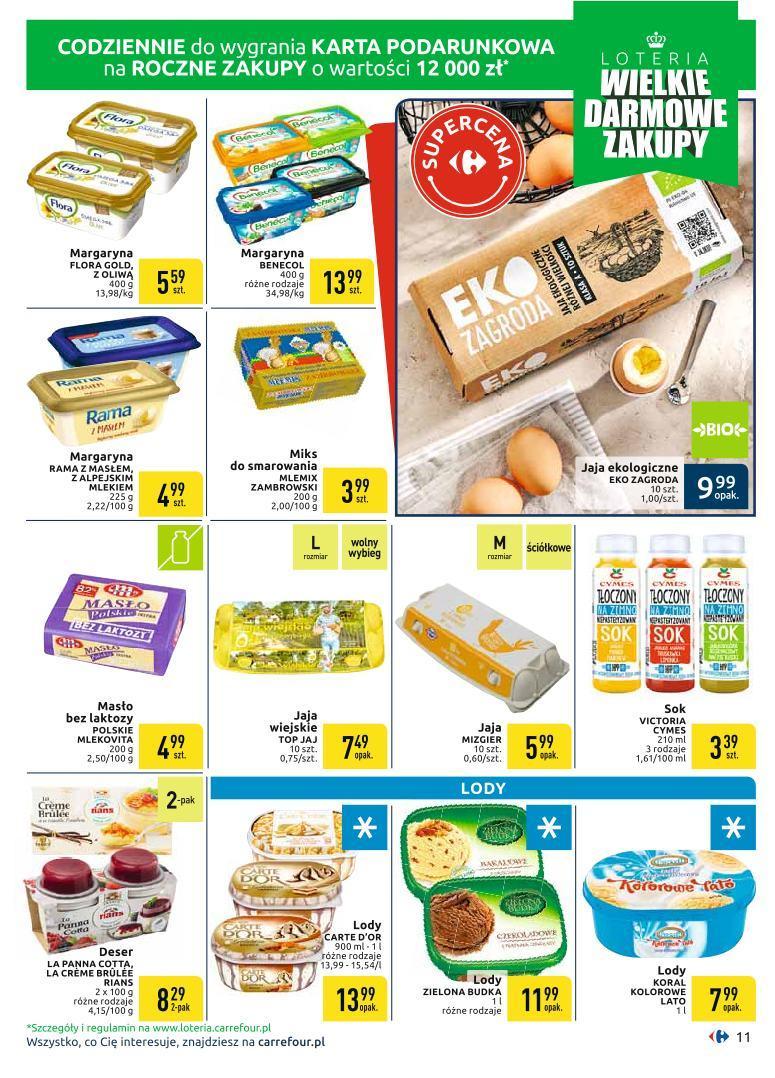 Gazetka promocyjna Carrefour do 12/10/2019 str.11
