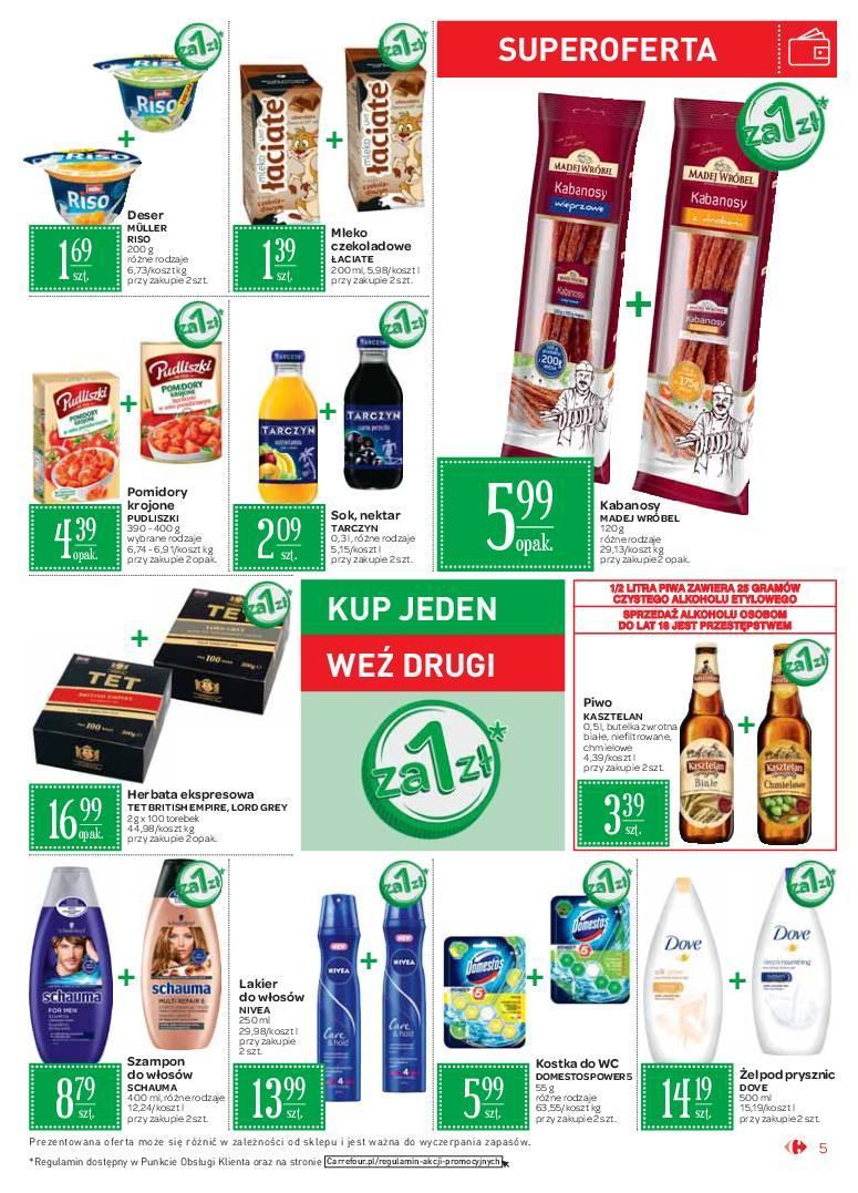 Gazetka promocyjna Carrefour Market do 07/07/2018 str.4