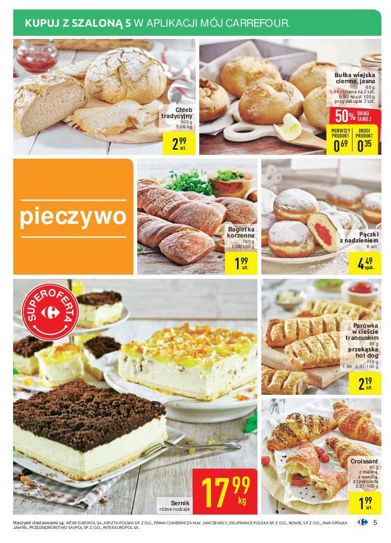 Gazetka promocyjna Carrefour do 07/10/2018 str.5