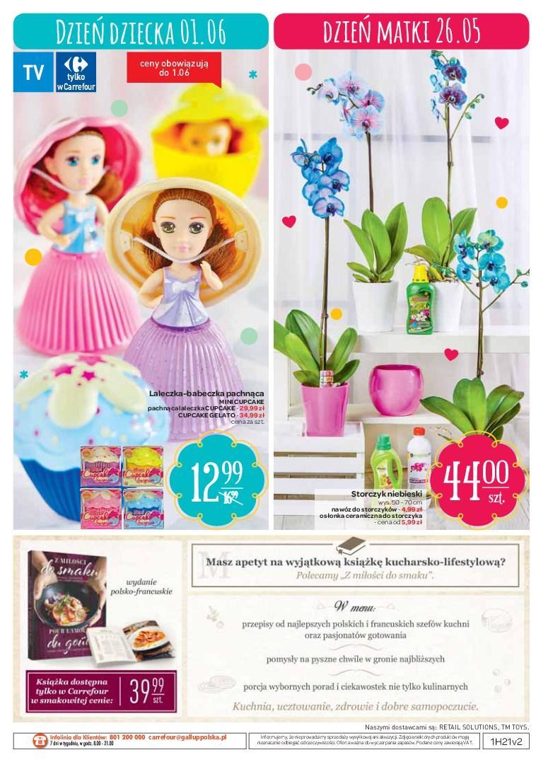 Gazetka Promocyjna I Reklamowa Carrefour Od 24 05 2017 Do 29 05