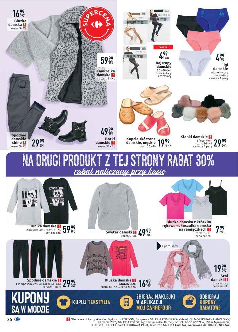Gazetka promocyjna Carrefour do 01/02/2020 str.25