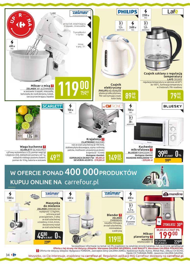 Gazetka promocyjna Carrefour do 06/04/2019 str.33
