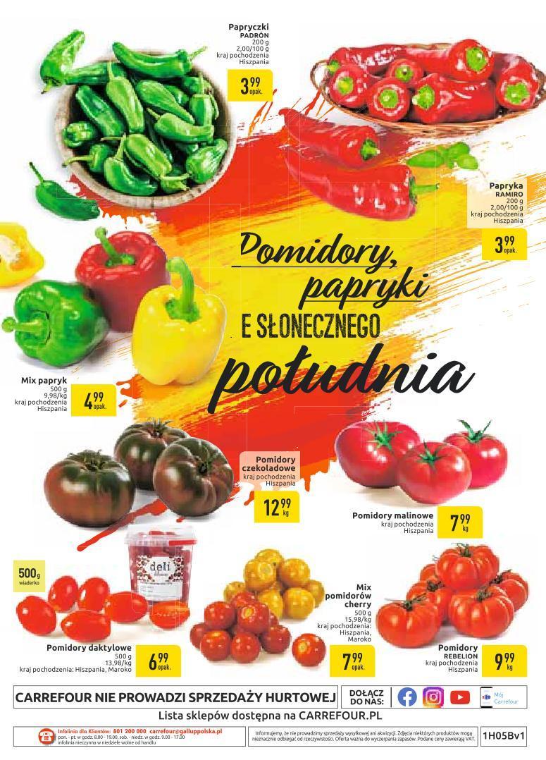 Gazetka promocyjna Carrefour do 03/02/2020 str.3