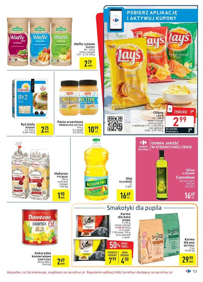 Gazetka promocyjna Carrefour do 26/05/2019 str.12