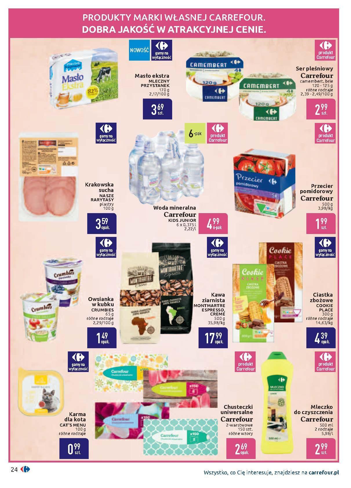 Gazetka promocyjna Carrefour do 14/09/2019 str.23
