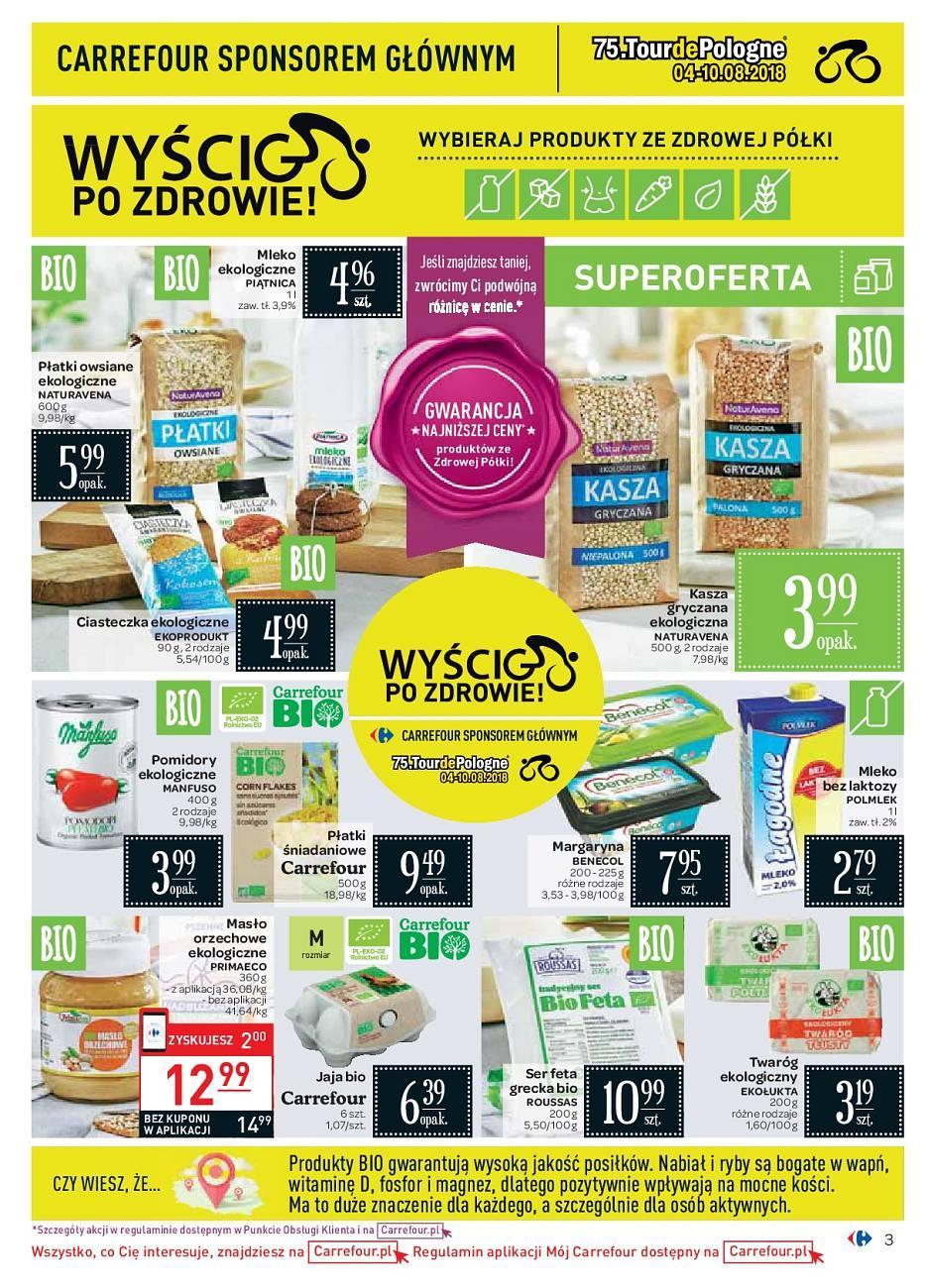 Gazetka promocyjna Carrefour do 18/08/2018 str.2