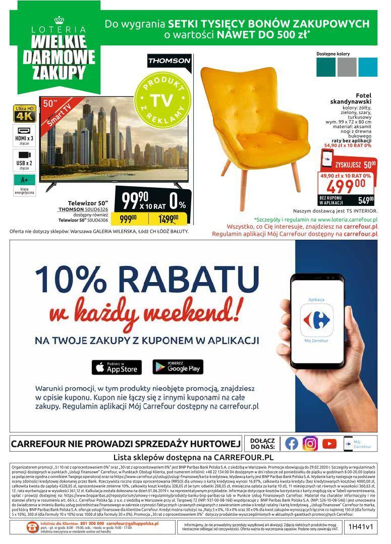 Gazetka promocyjna Carrefour do 12/10/2019 str.40