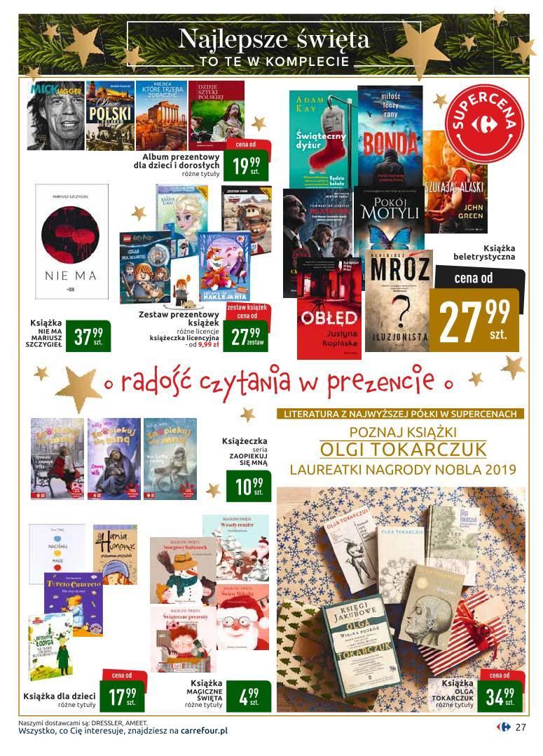 Gazetka promocyjna Carrefour do 16/12/2019 str.27