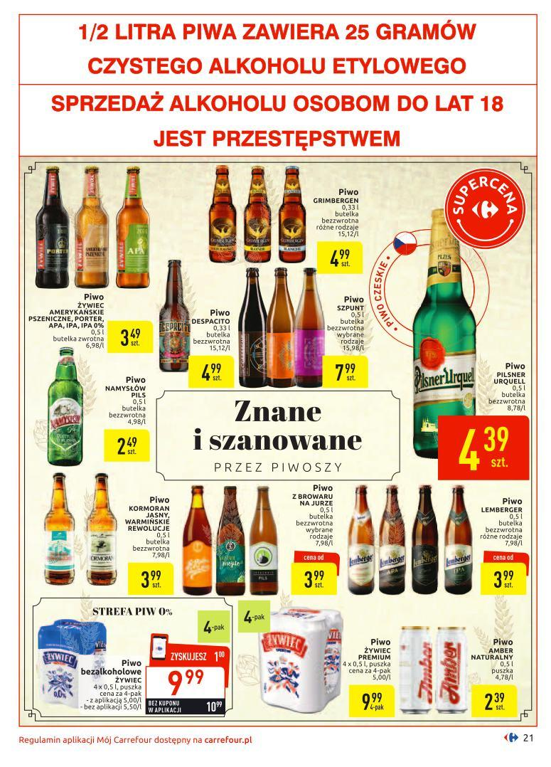 Gazetka promocyjna Carrefour do 03/08/2019 str.20