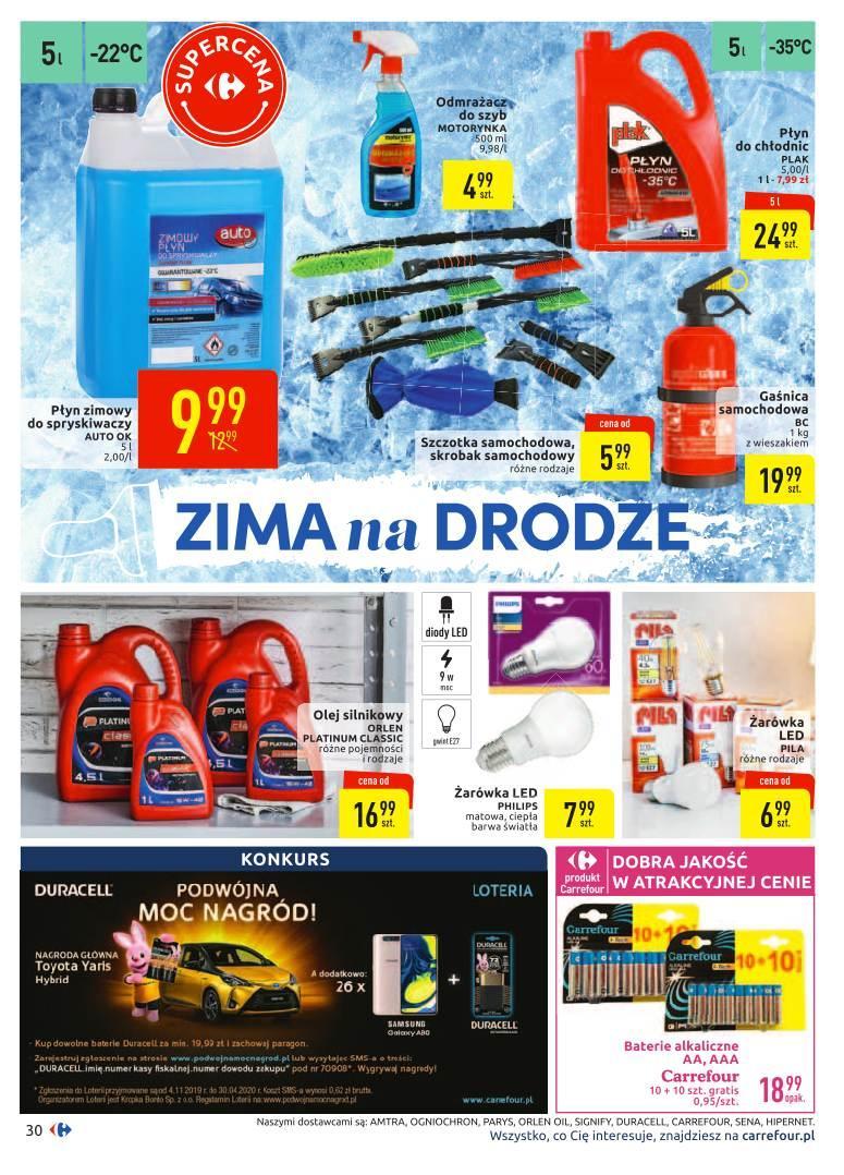 Gazetka promocyjna Carrefour do 24/11/2019 str.30