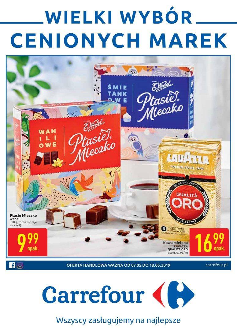 Gazetka promocyjna Carrefour do 22/05/2019 str.0