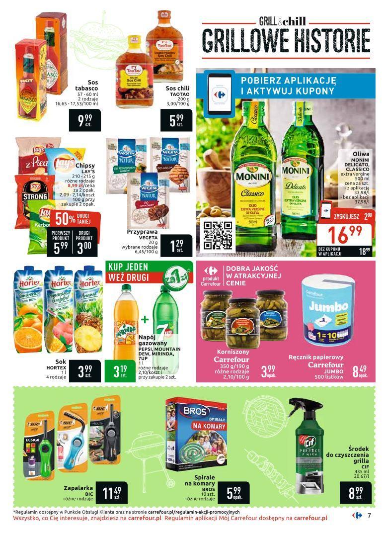 Gazetka promocyjna Carrefour do 04/05/2019 str.6