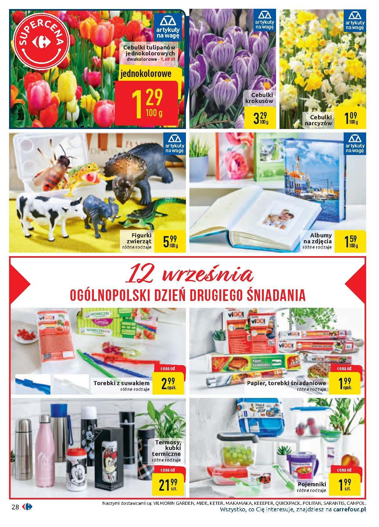 Gazetka promocyjna Carrefour do 14/09/2019 str.27