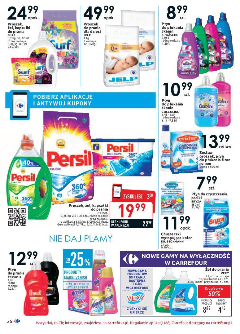 Gazetka promocyjna Carrefour do 19/01/2019 str.26