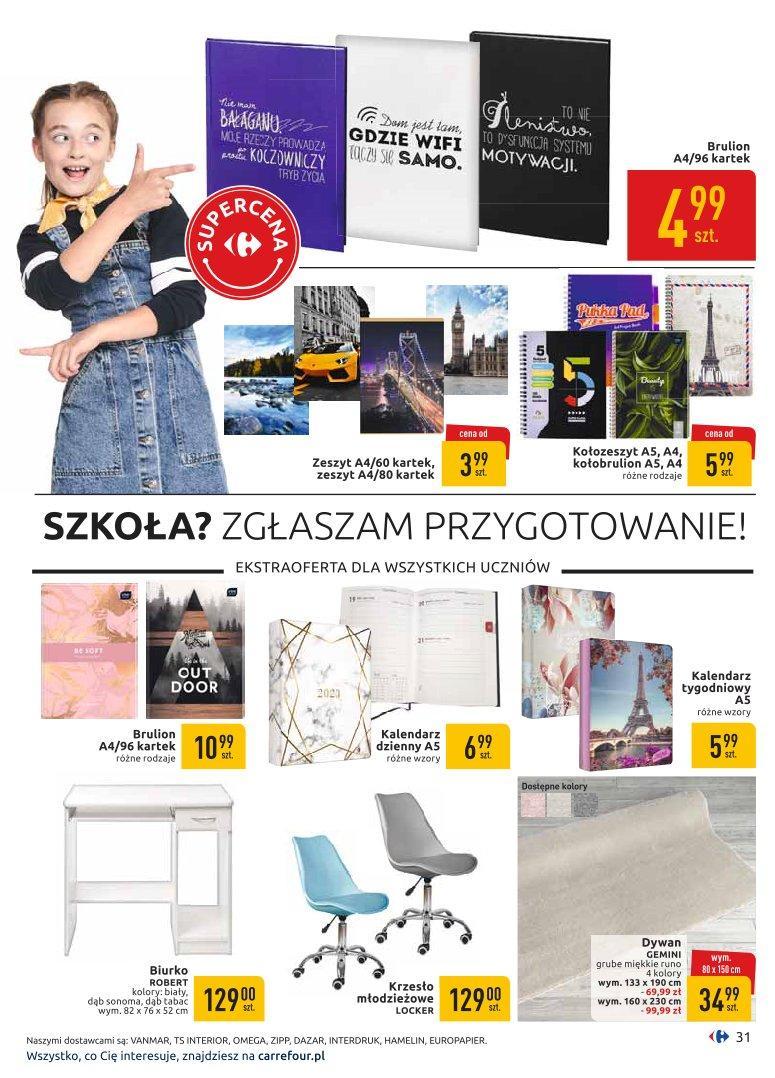 Gazetka promocyjna Carrefour do 07/09/2019 str.30