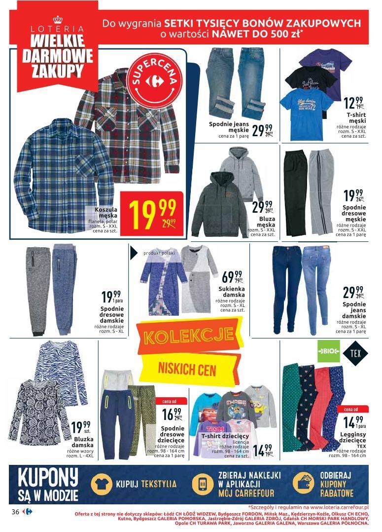 Gazetka promocyjna Carrefour do 05/10/2019 str.35