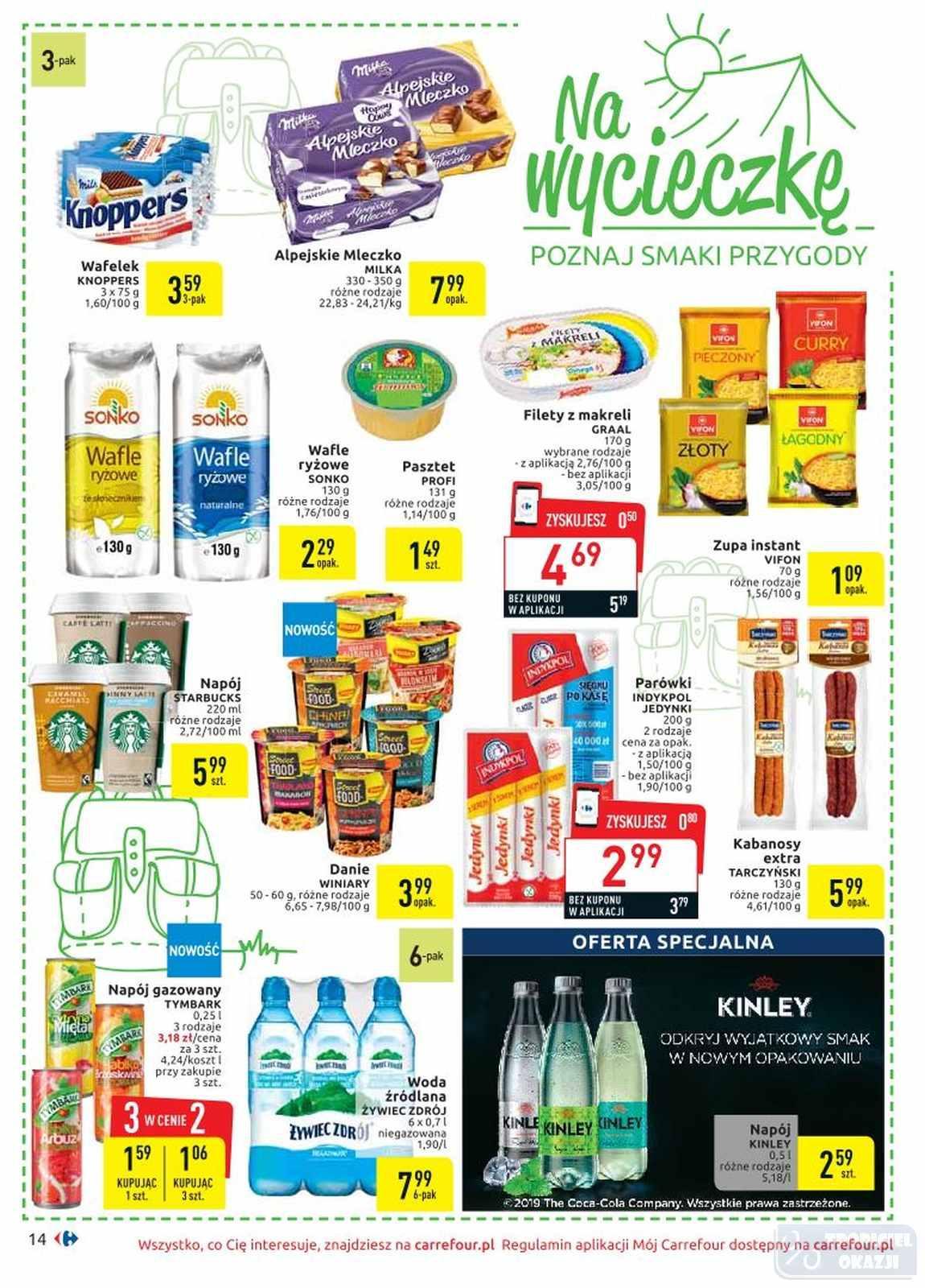 Gazetka promocyjna Carrefour do 22/06/2019 str.13