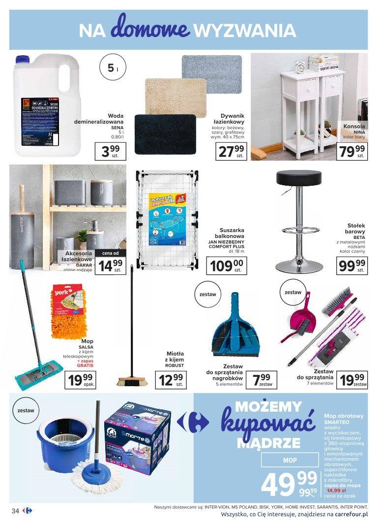 Gazetka promocyjna Carrefour do 07/11/2020 str.34