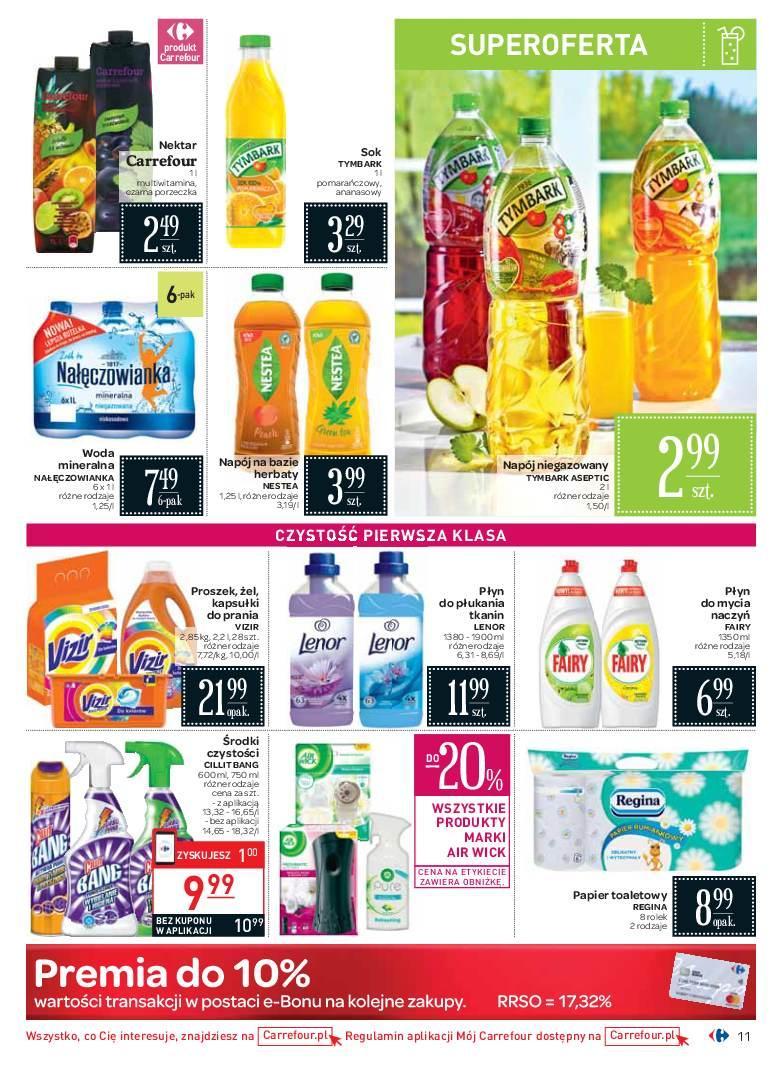 Gazetka promocyjna Carrefour do 24/06/2018 str.10