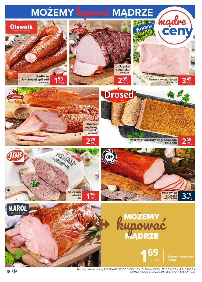 Gazetka promocyjna Carrefour do 07/11/2020 str.16