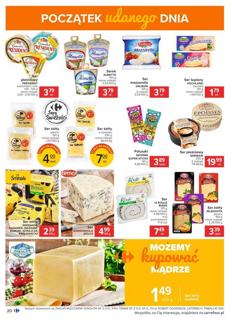 Gazetka promocyjna Carrefour do 07/11/2020 str.20