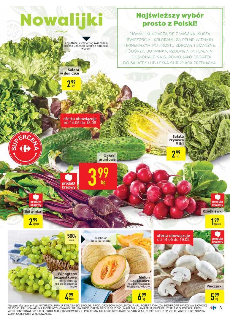 Gazetka promocyjna Carrefour do 26/05/2019 str.2