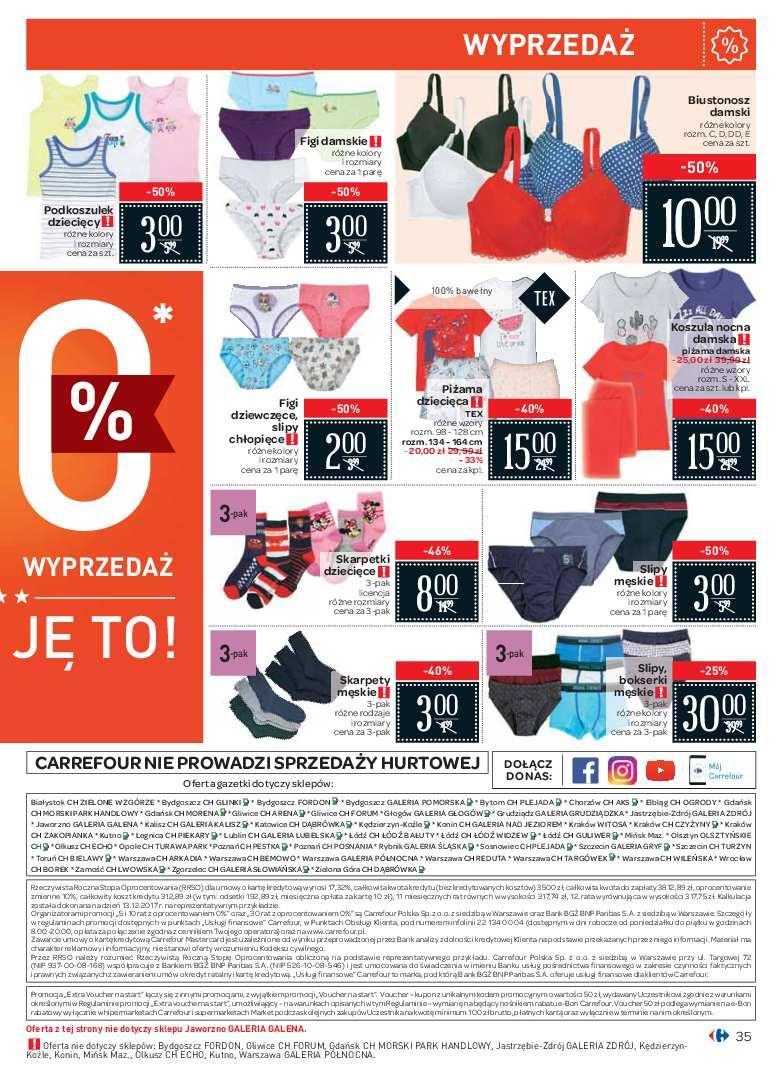 Gazetka promocyjna Carrefour do 24/06/2018 str.34