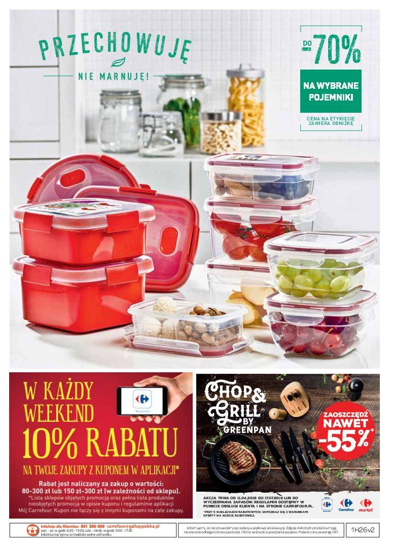 Gazetka promocyjna Carrefour do 07/07/2018 str.19