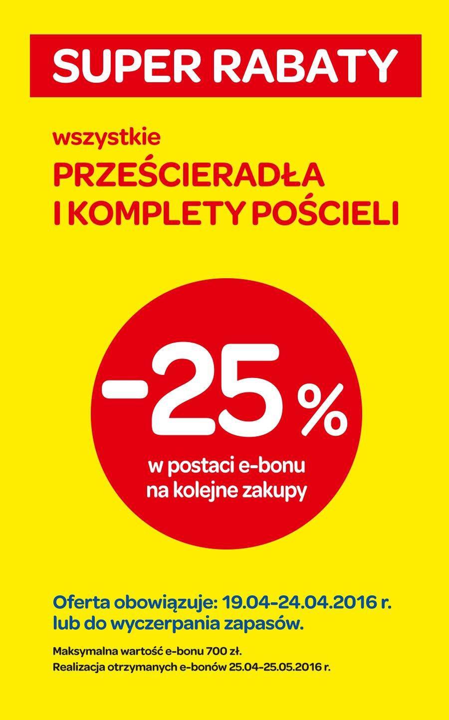 Gazetka promocyjna Carrefour do 24/04/2016 str.0