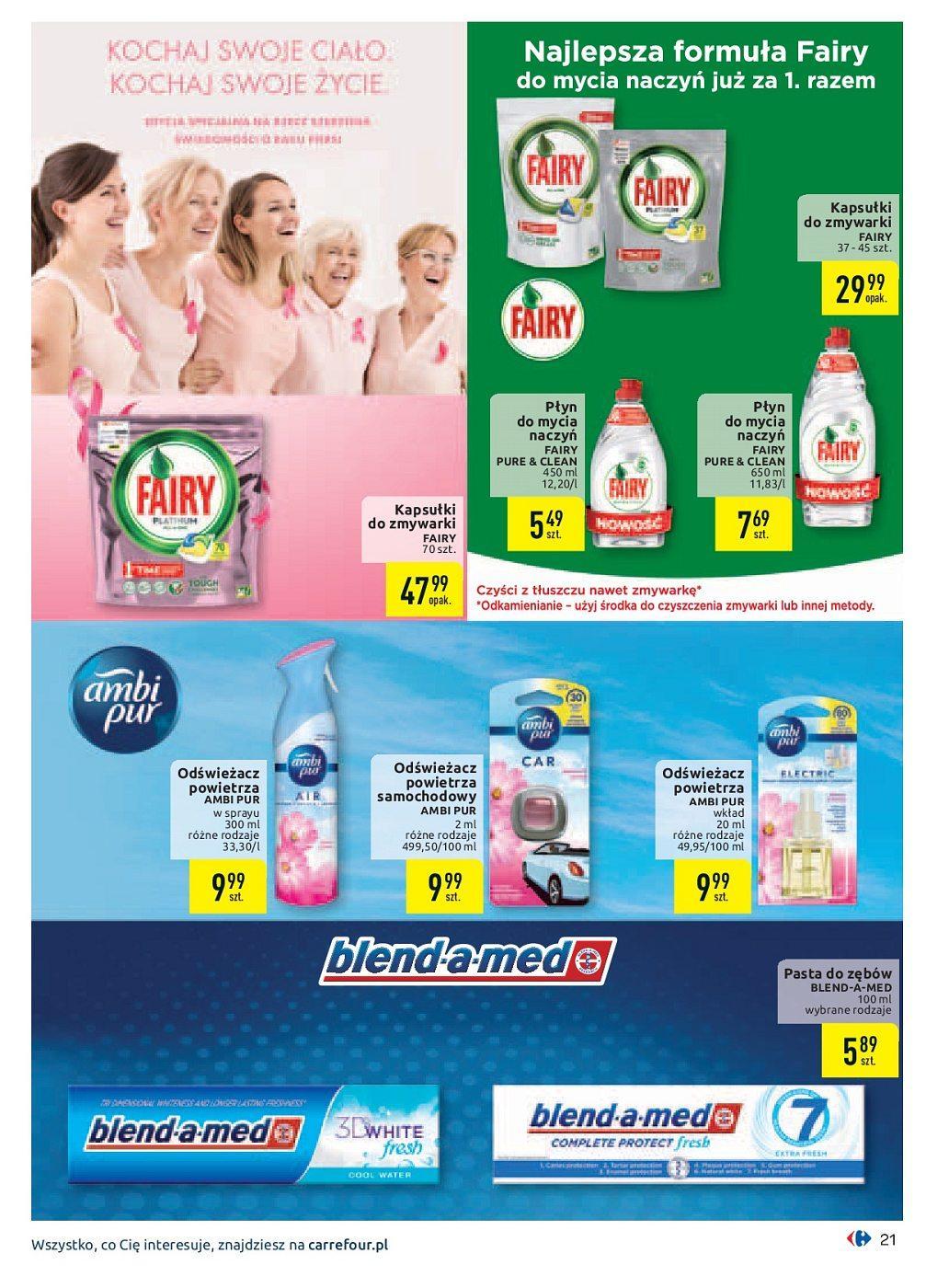 Gazetka promocyjna Carrefour do 30/09/2018 str.20