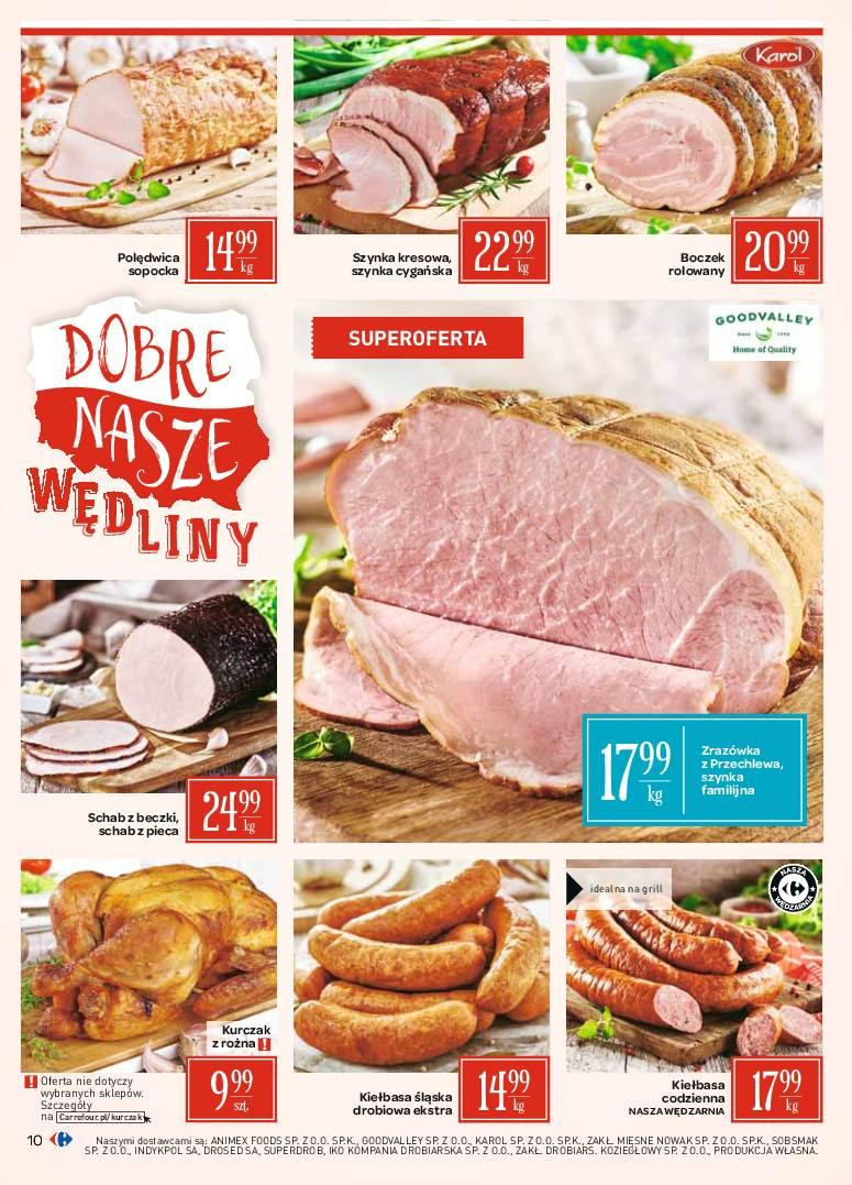 Gazetka promocyjna Carrefour do 05/08/2018 str.9