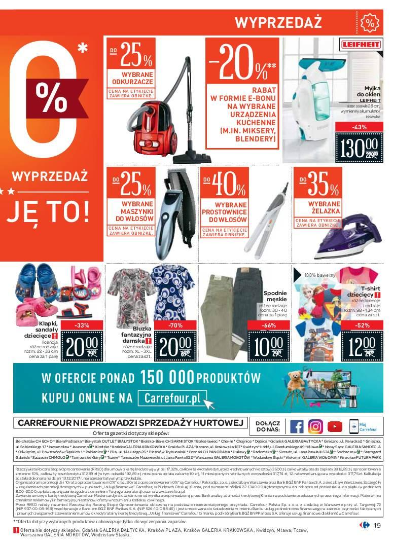 Gazetka promocyjna Carrefour do 07/07/2018 str.18