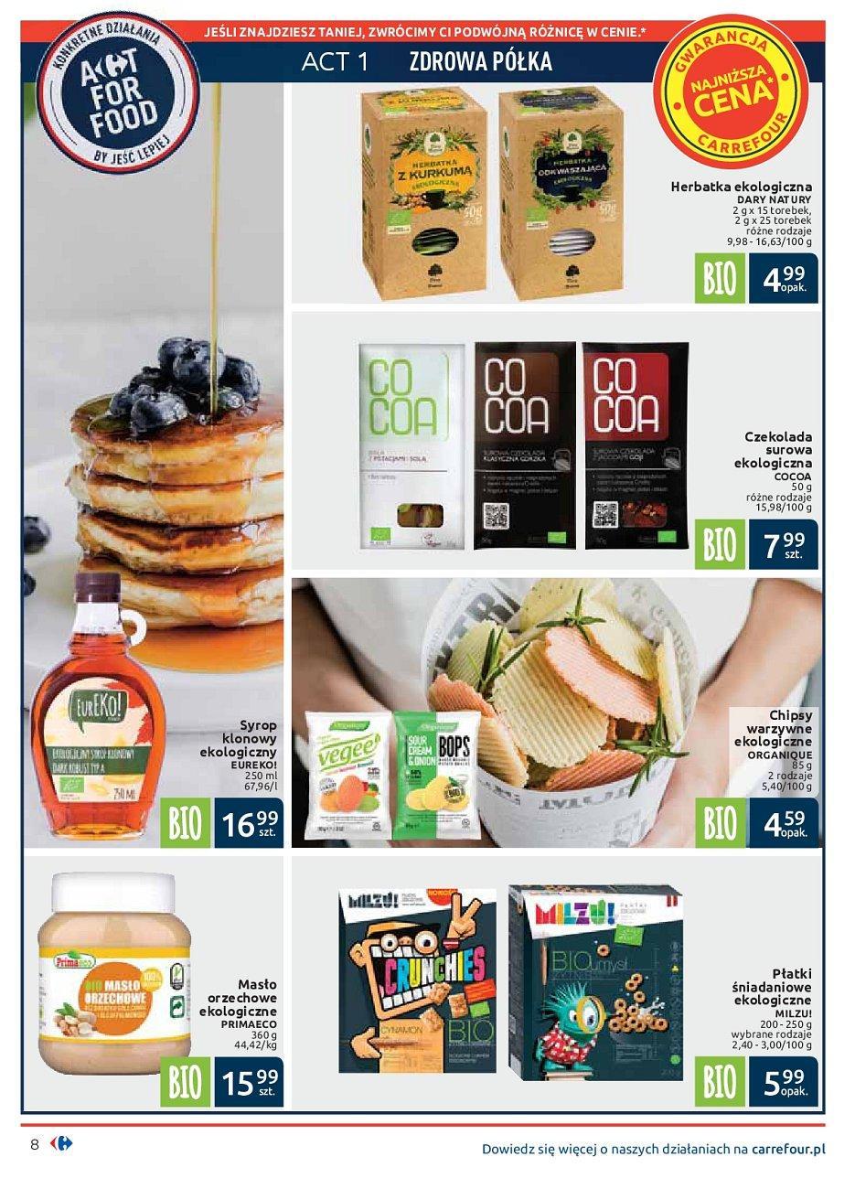 Gazetka promocyjna Carrefour do 30/09/2018 str.8