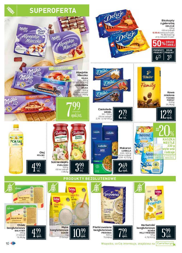 Gazetka promocyjna Carrefour do 07/07/2018 str.10