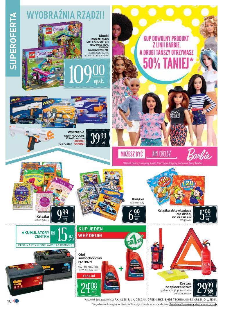 Gazetka promocyjna Carrefour do 07/07/2018 str.15