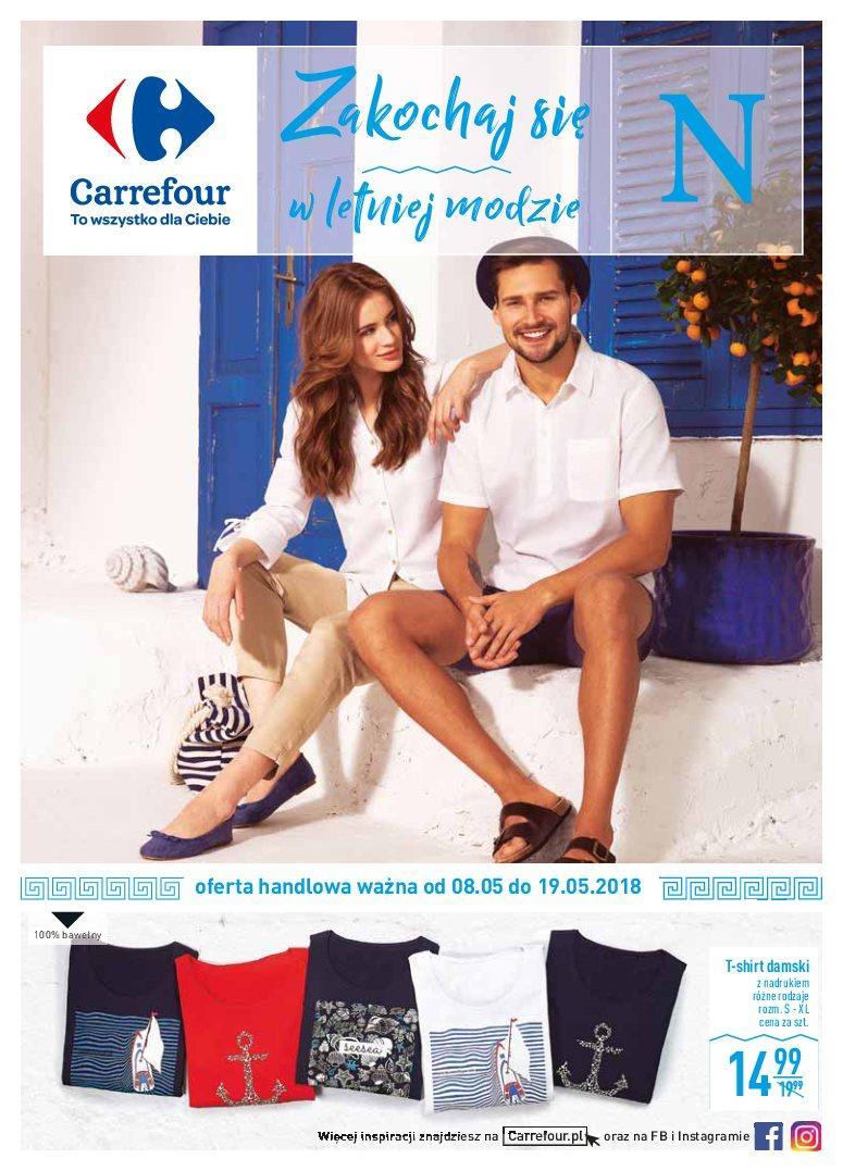 Gazetka promocyjna Carrefour do 19/05/2018 str.0