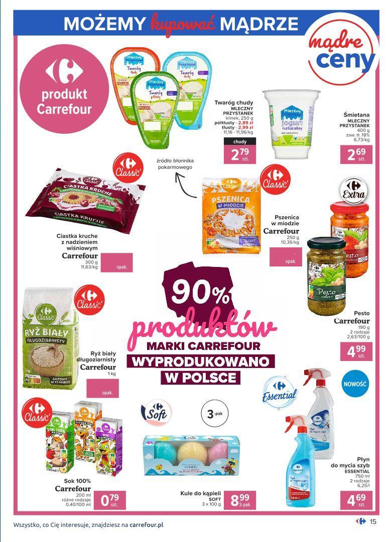 Gazetka promocyjna Carrefour do 07/11/2020 str.15