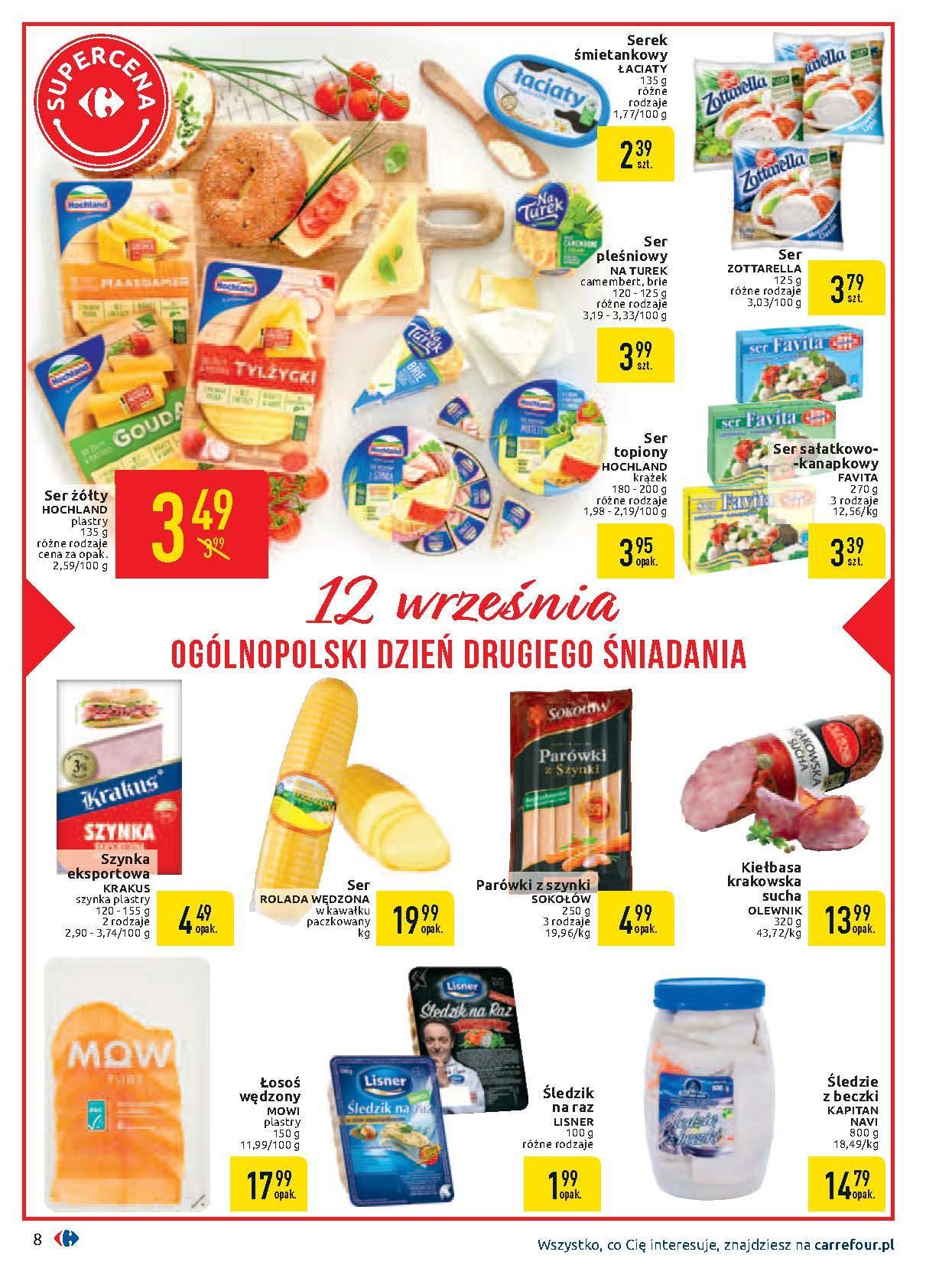 Gazetka promocyjna Carrefour do 14/09/2019 str.7