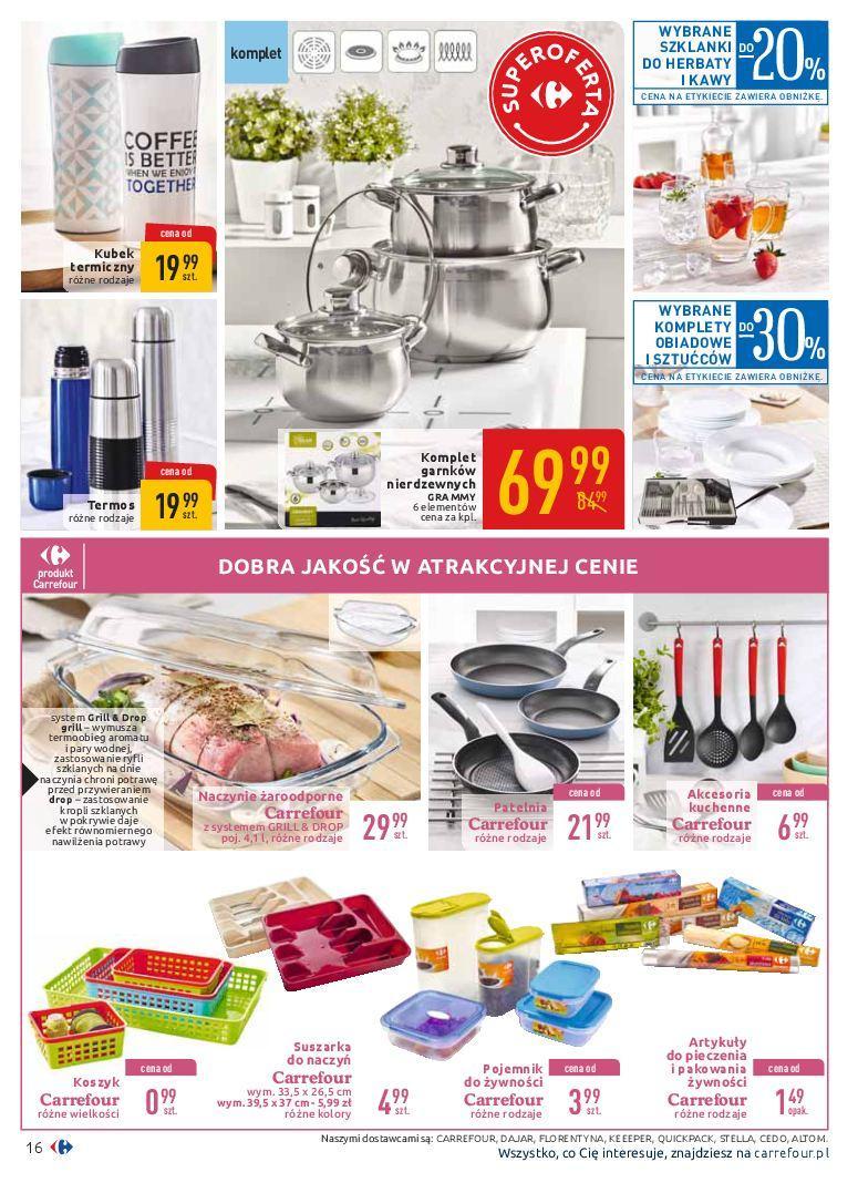 Gazetka promocyjna Carrefour do 18/02/2019 str.16