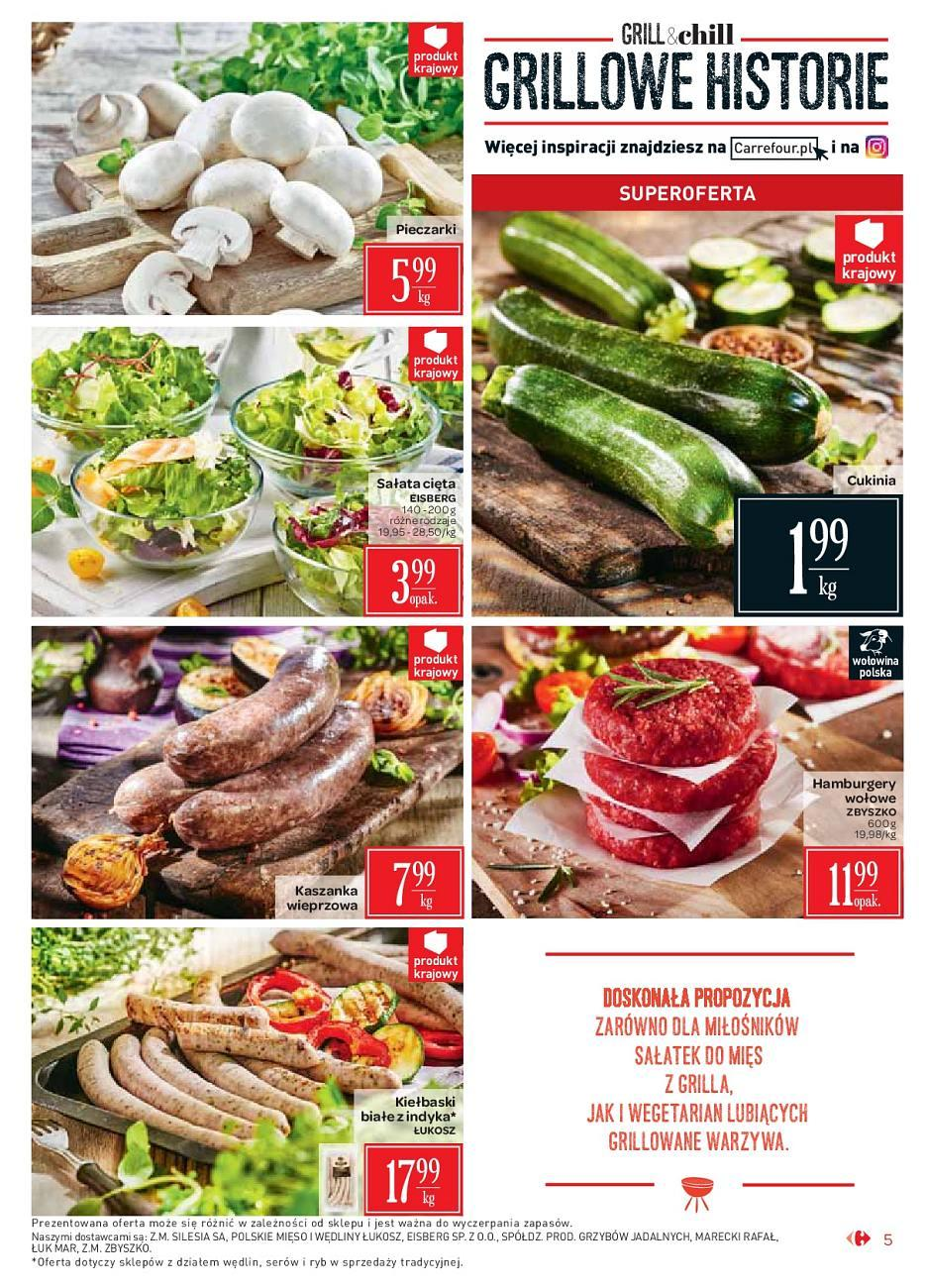 Gazetka promocyjna Carrefour Market do 18/08/2018 str.5