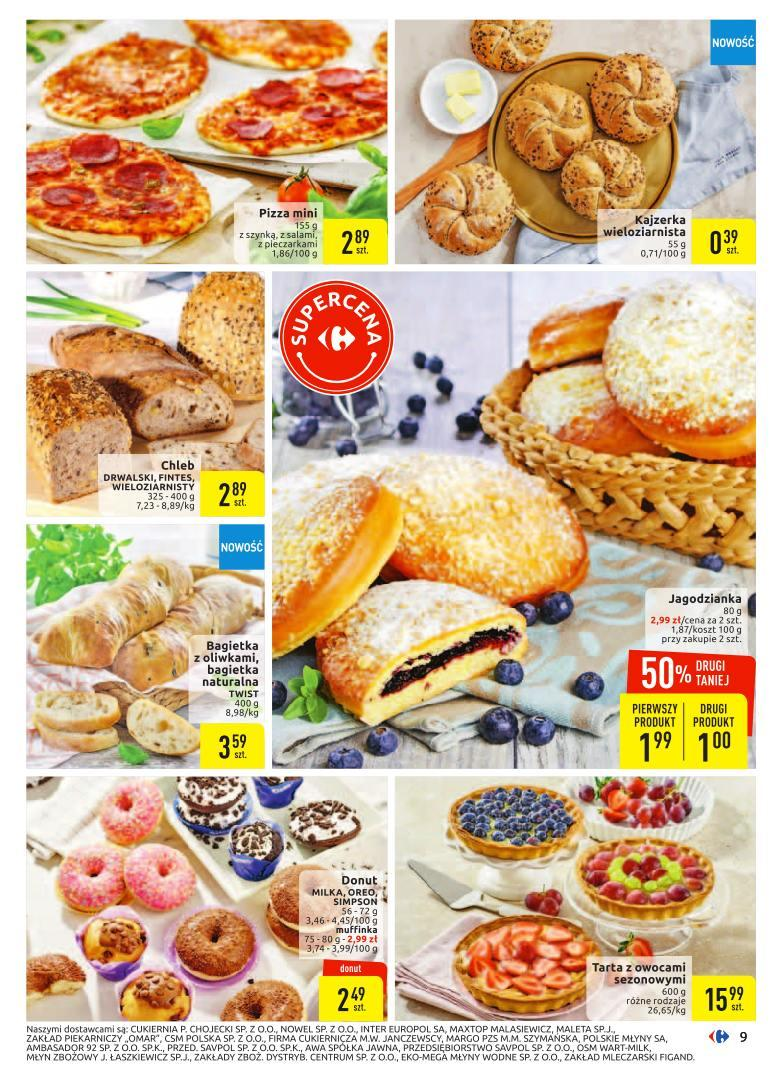 Gazetka promocyjna Carrefour do 03/08/2019 str.8