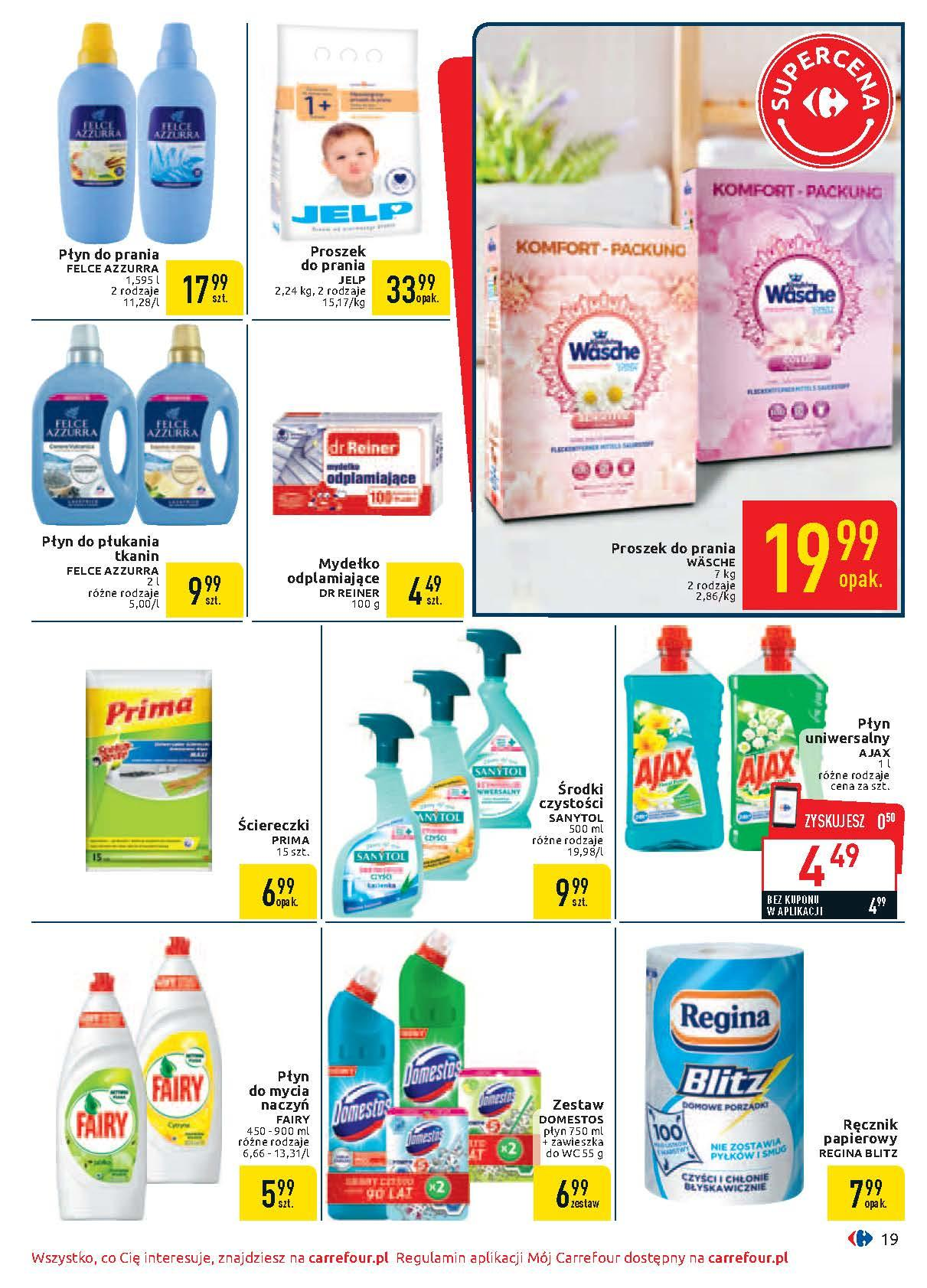 Gazetka promocyjna Carrefour do 14/09/2019 str.18