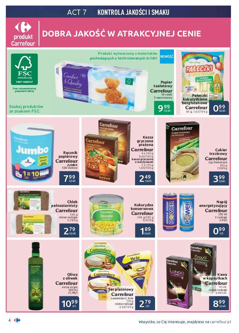 Gazetka promocyjna Carrefour do 25/11/2018 str.4