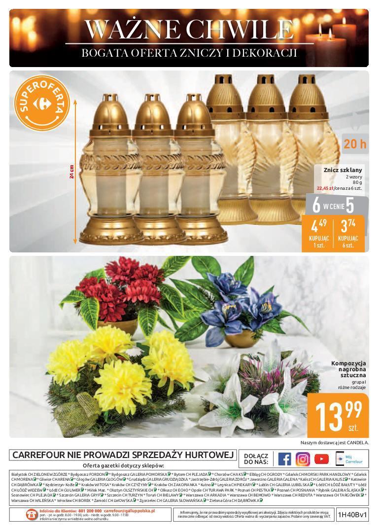 Gazetka promocyjna Carrefour do 13/10/2018 str.11