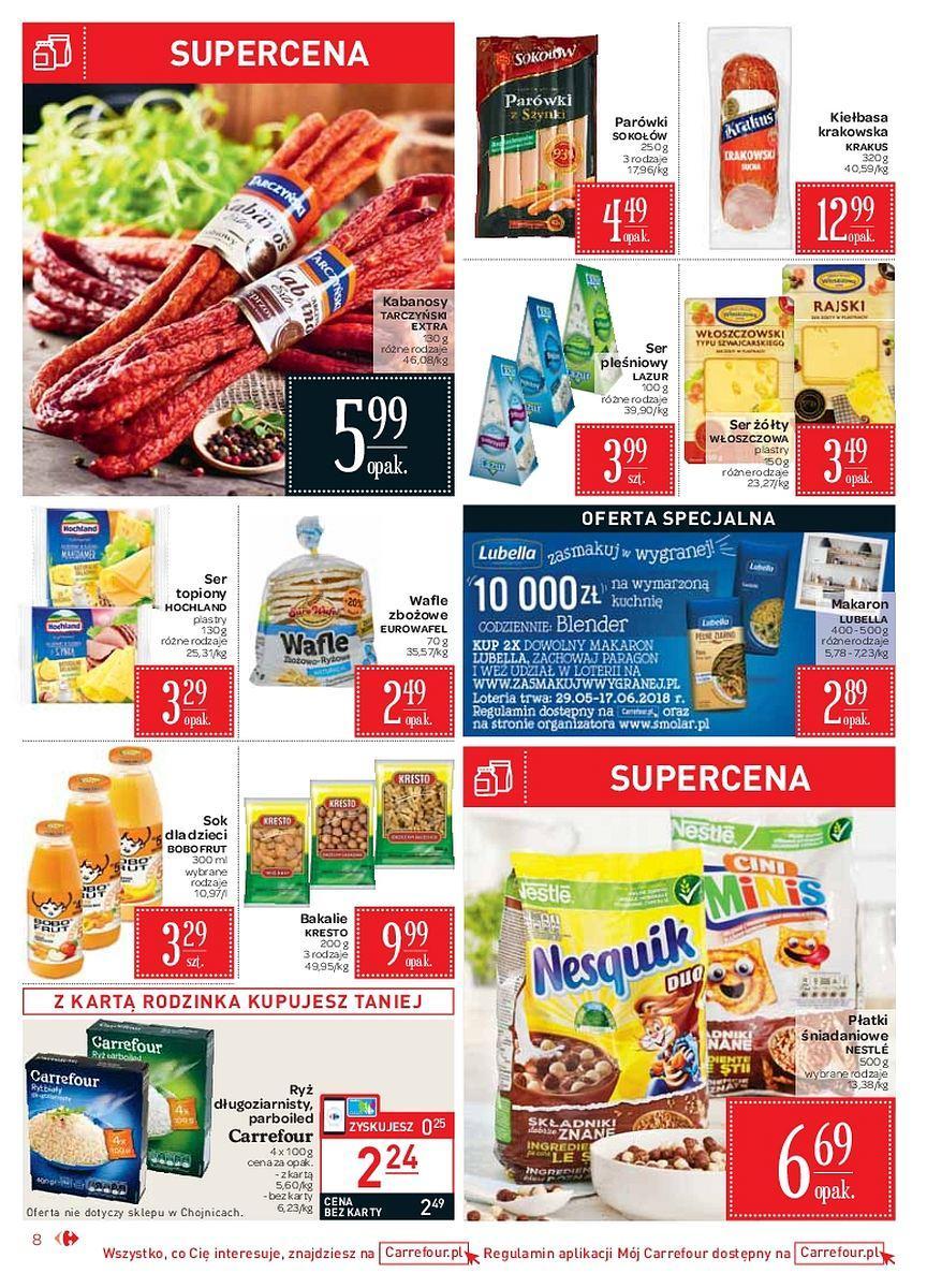 Gazetka promocyjna Carrefour Market do 09/06/2018 str.7