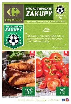 Express zielony