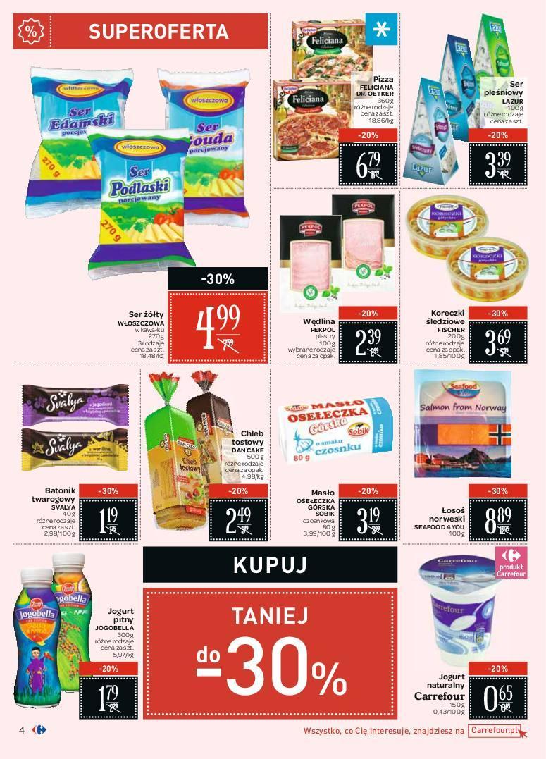 Gazetka promocyjna Carrefour do 09/06/2018 str.4
