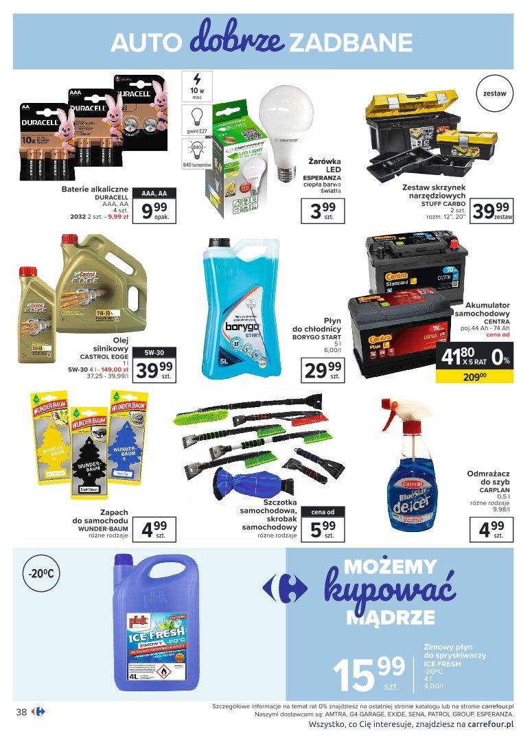 Gazetka promocyjna Carrefour do 07/11/2020 str.38