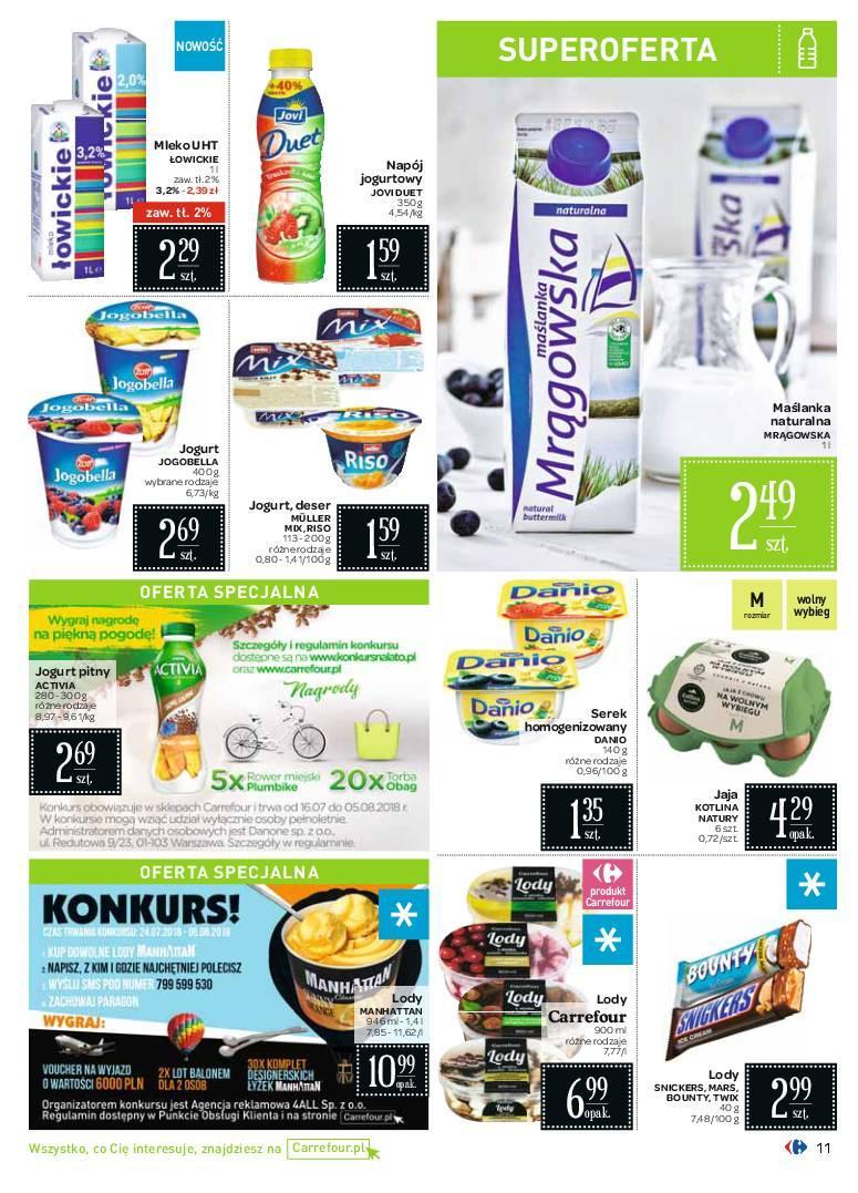 Gazetka promocyjna Carrefour do 05/08/2018 str.10