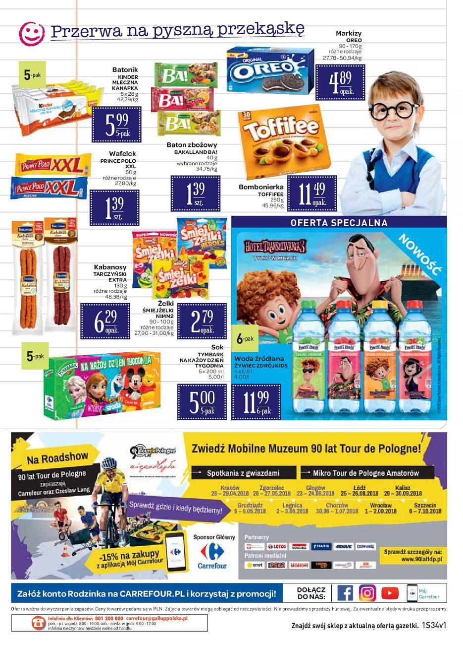 Gazetka promocyjna Carrefour Market do 02/09/2018 str.12
